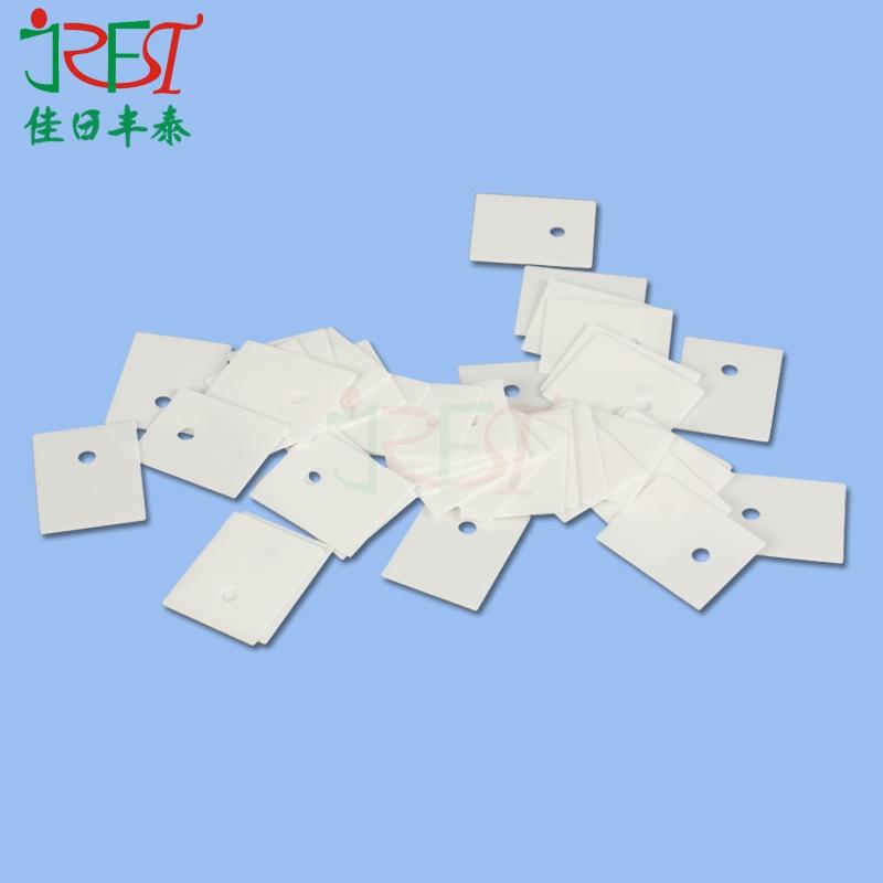 导热氧化铝陶瓷片TO-220